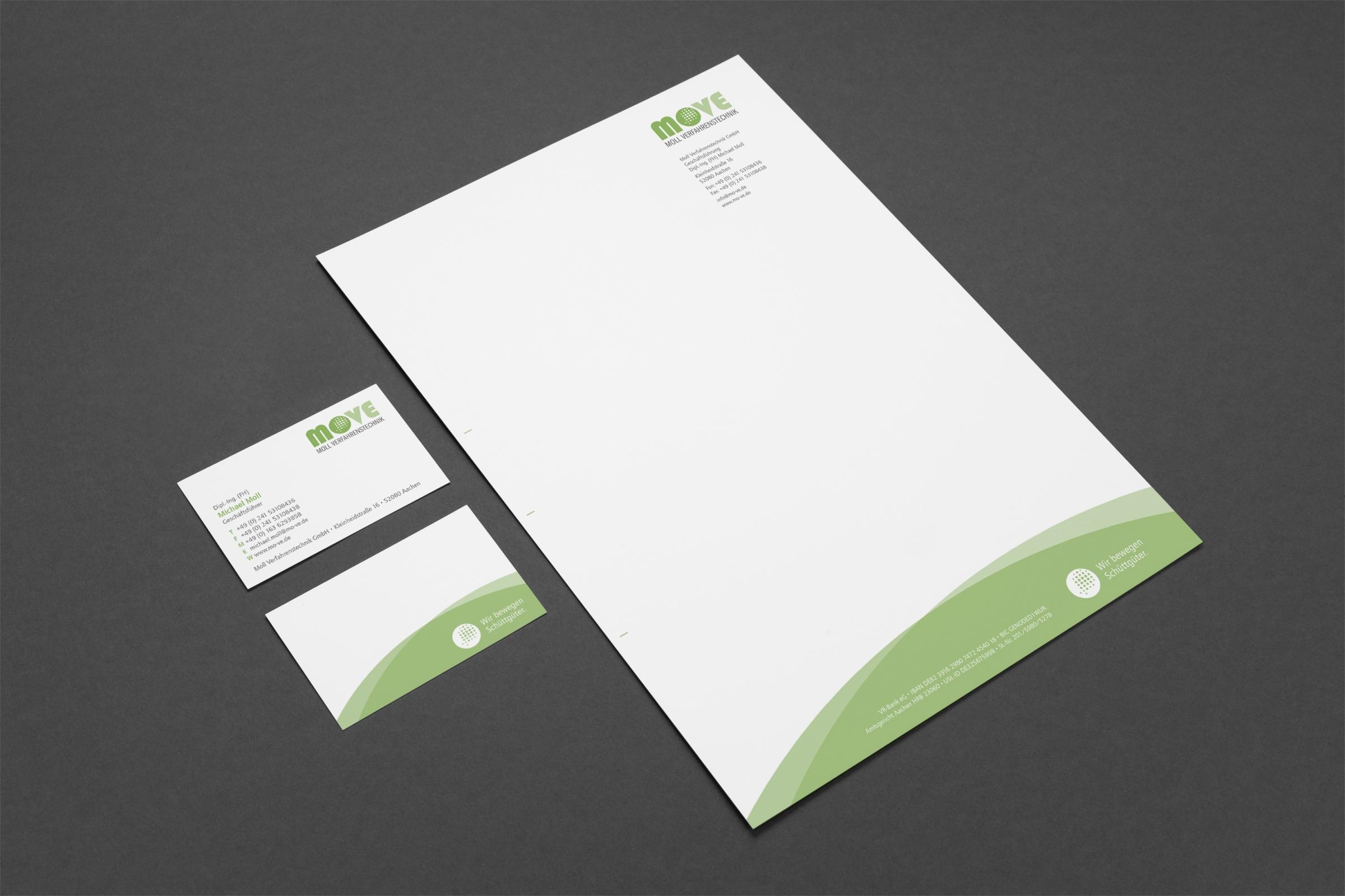 Moll Corporate Design