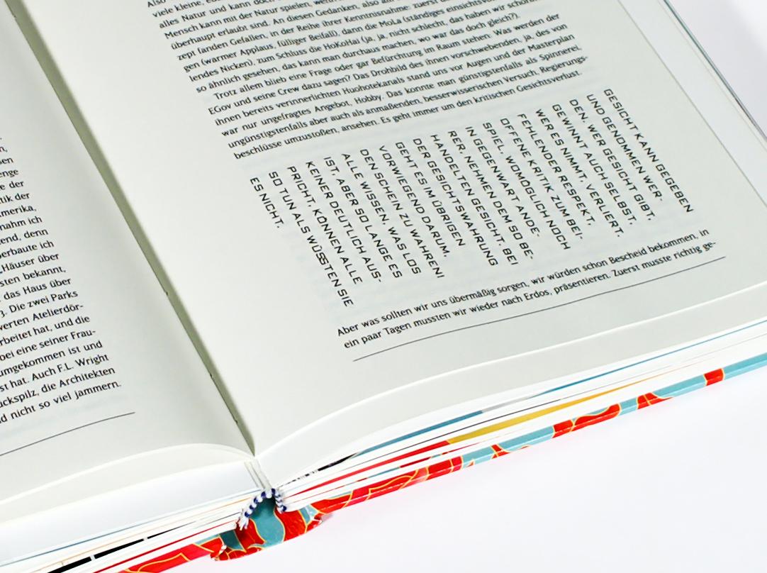 Buchgestaltung Aachen