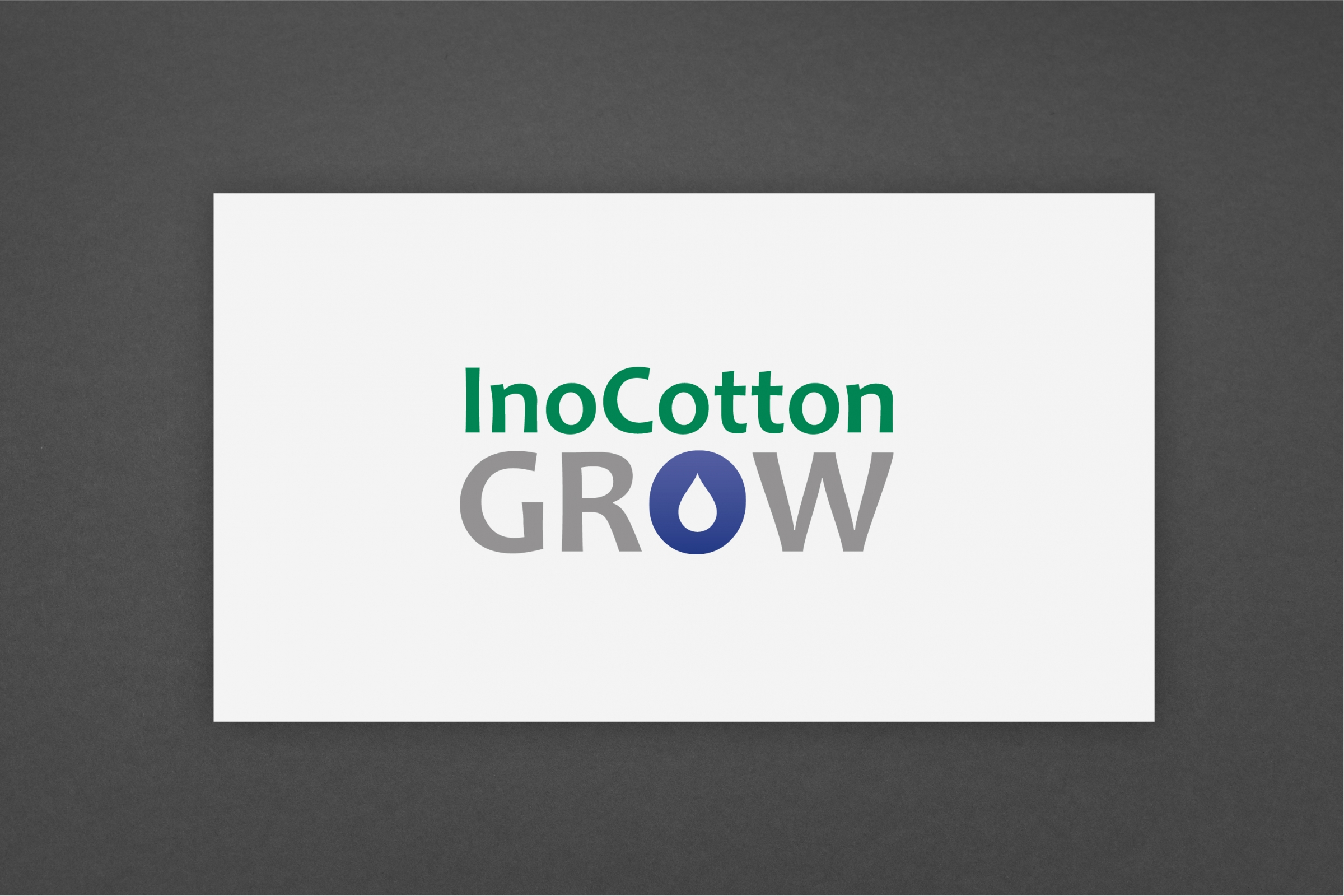 InoCottonGrow Logodesign farbig