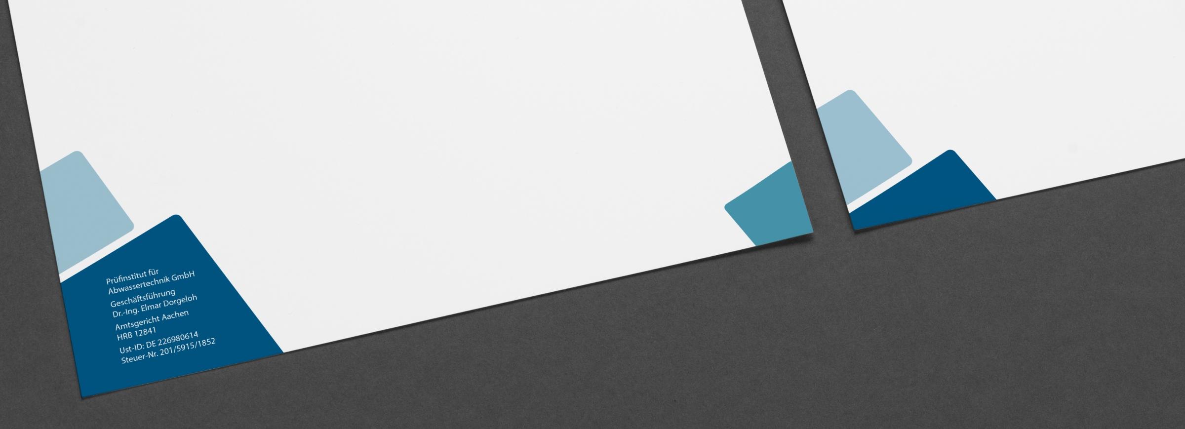 PIA Briefbögen Detail