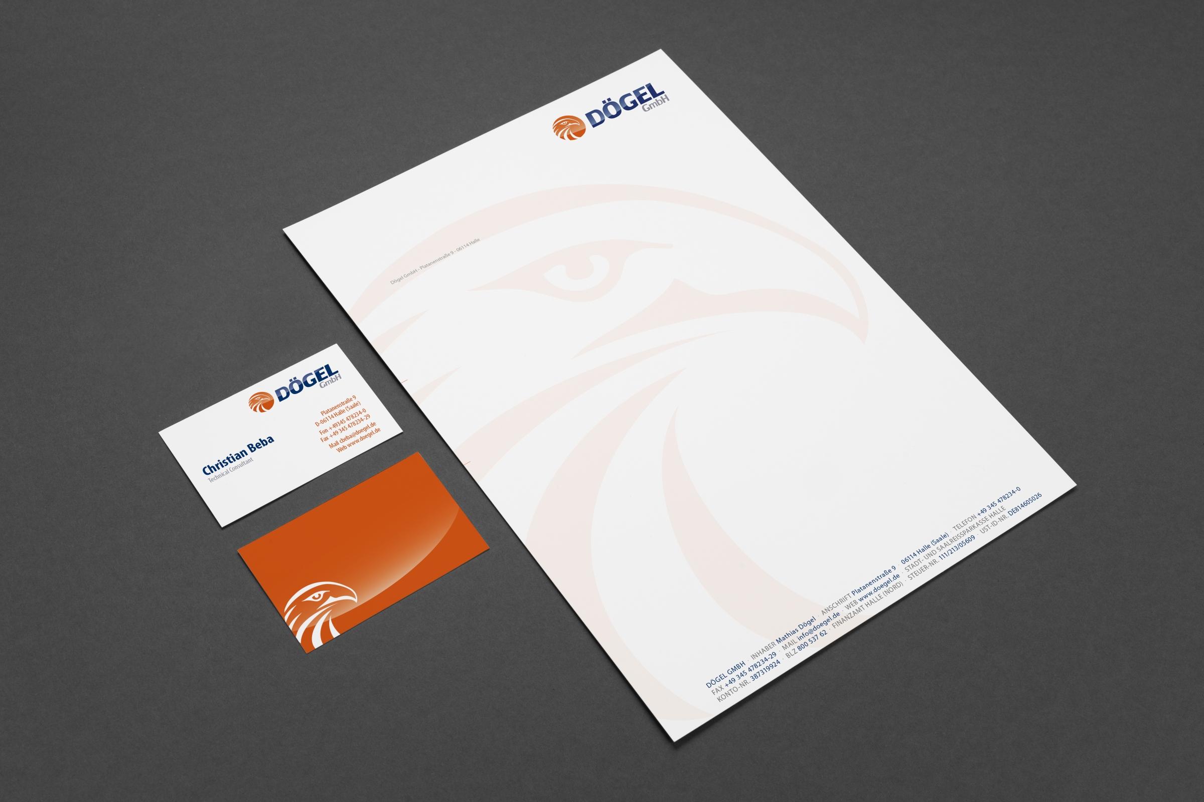 Dögel Corporate Design