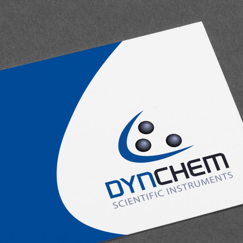Dynchem Logogestaltung Aachen